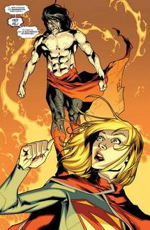 Supergirl y H'El