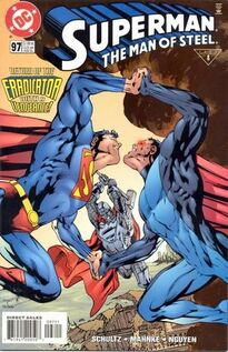 Superman Man of Steel 97