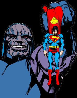 Byrne Darkseid