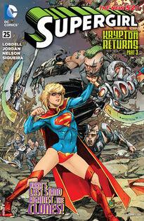 Supergirl 2011 25
