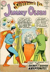 Supermans Pal Jimmy Olsen 070
