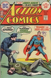 Action Comics Issue 444