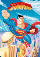 Superman TAS poster