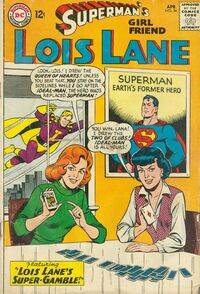 Supermans Girlfriend Lois Lane 056