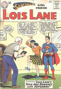 Supermans Girlfriend Lois Lane 042