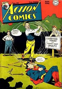 Action Comics Issue 99
