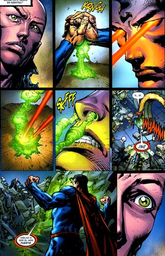 Lex y Ultraman