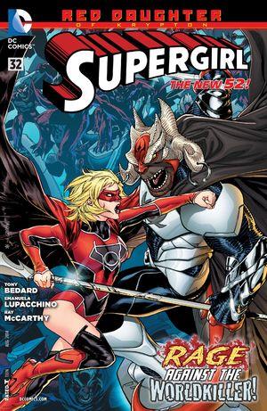 Supergirl 2011 32