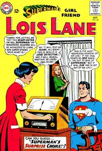 Supermans Girlfriend Lois Lane 044