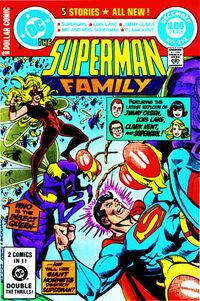 Superman Family 213