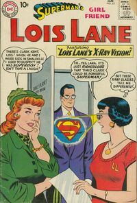 Supermans Girlfriend Lois Lane 022