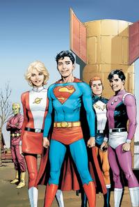Clark y la legion