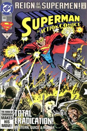 Action Comics 690