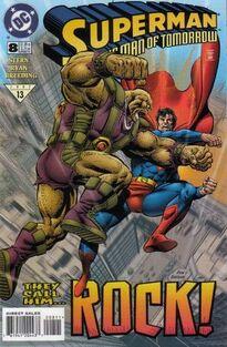 Superman Man of Tomorrow 8