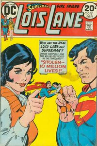 Supermans Girlfriend Lois Lane 134