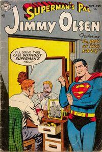 Supermans Pal Jimmy Olsen 001