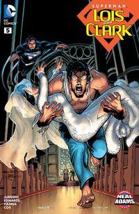 Superman Lois and Clark Vol 1 5 Variant