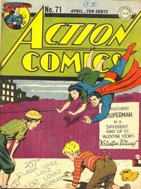 Action Comics Issue 71