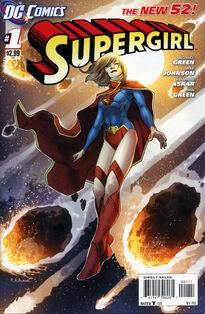 Supergirl 2011 01