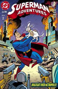 Superman Adventures 40
