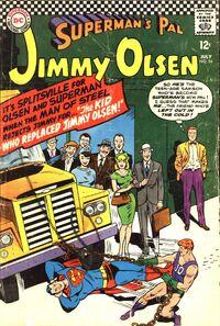 Supermans Pal Jimmy Olsen 094