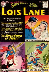 Supermans Girlfriend Lois Lane 015