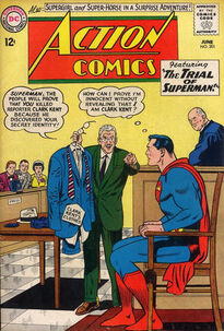 Action Comics Issue 301