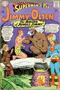 Supermans Pal Jimmy Olsen 098