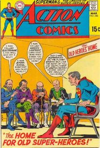 Action Comics Issue 386
