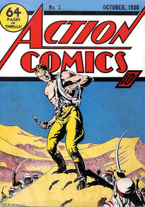Action Comics Issue 5