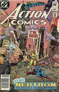 Action Comics Issue 543