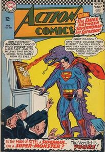 Action Comics Issue 333
