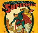 List of Superman (comic series) stories