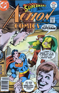 Action Comics Issue 468