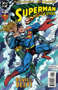Superman Man of Steel 48