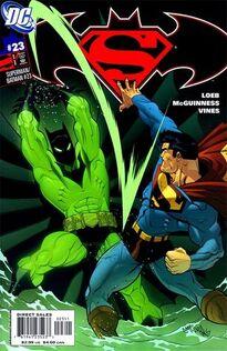 Superman Batman 23