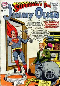 Supermans Pal Jimmy Olsen 005