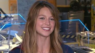 EXCLUSIVE 'Supergirl' Star Melissa Benoist on Being a Role Model