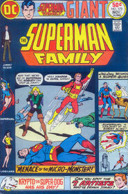 SupermanDeath-SupermanFamily173November1975
