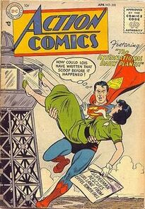 Action Comics Issue 203