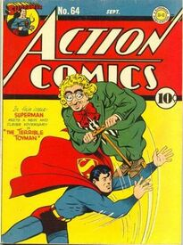 Action Comics Issue 64