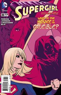 Supergirl 2011 36