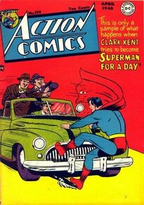Action Comics Issue 119
