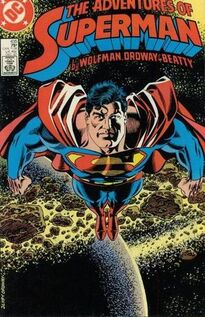 The Adventures of Superman 435