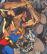 Doomsday Kills Superman