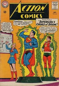 Action Comics Issue 316