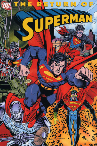 Death Of Superman 2018 Reign Of Superman 2019
