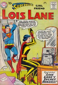 Supermans Girlfriend Lois Lane 014