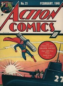 Action Comics Issue 21