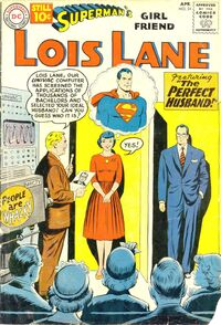 Supermans Girlfriend Lois Lane 024